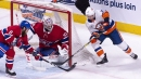 Price shines in Canadiens' shutout win over Islanders