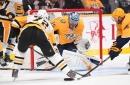 Pittsburgh Penguins 2, Nashville Predators 1 (SO): Rinne Stellar, Offense Stutters