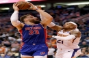 Detroit Pistons turn up the defense on Phoenix Suns in 118-98 win