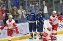 Barbashev's three goals do the trick in win over Red Wings