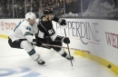 Kings rally past Sharks with three third-period goals