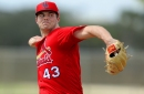 Cardinals notebook: Hudson is named fifth starter