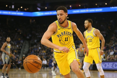 Recap: Warriors stomp Pacers, 112-89