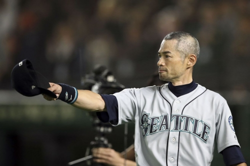 MLB Bullets and the farewell of a legend