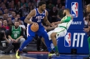 How Joel Embiid made a dominant statement in all areas against the Celtics