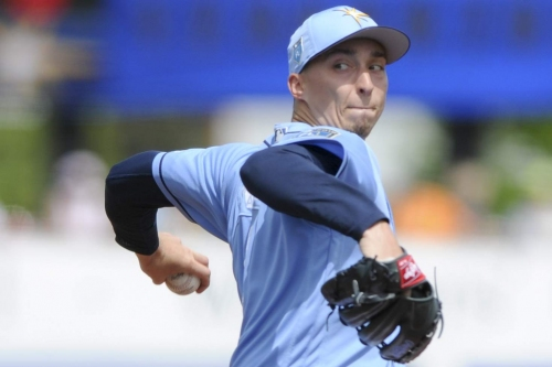 More from Blake Snell on signing 5-year, $50 million deal with the Rays