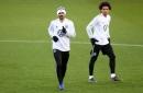 Man City stars Leroy Sane and Ilkay Gundogan 'racially abused' on Germany duty