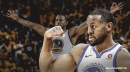 Warriors' Andre Iguodala says his 'basketball game is a direct reflection of how many rounds of golf' he can get