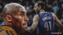 Kobe Bryant recalls trying to recruit Mavs star Dirk Nowitzki to play for the Lakers
