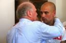 Bayern Munich president Uli Hoeness makes bizarre Man City transfer claim