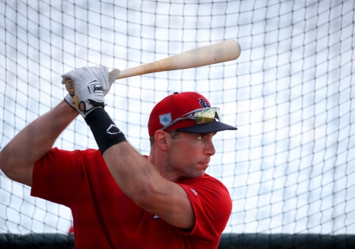 Goldschmidt, on eve of extension announcement, is in Cards' lineup