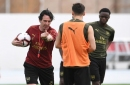 Arsenal confirm Nacho Monreal injury after Unai Emery's squad travels to Dubai