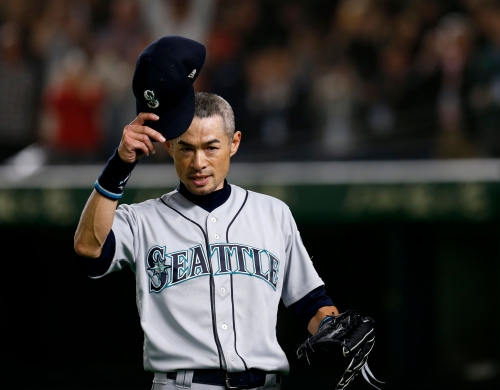 Yankees' Masahiro Tanaka on playing with Ichiro: 'I treasured that experience'