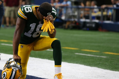 Randall Cobb is excited to help bring a championship to the Cowboys