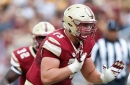 Report: Eagles will host athletic Boston College offensive lineman on pre-draft visit