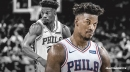 Jimmy Butler is seen by execs as most likely Sixers player to be elsewhere next season