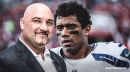 Jay Glazer on the rumor about the Seahawks trading Russell Wilson to the Giants