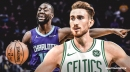 Gordon Hayward progressing well through concussion protocol, but out vs. Hornets