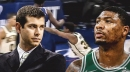 Celtics coach Brad Stevens will have a talk with Marcus Smart after Joel Embiid incident