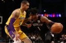 Lakers Vs. Nets Preview & TV Info: D'Angelo Russell Can Enjoy Triumphant Return By Dashing Playoff Hopes