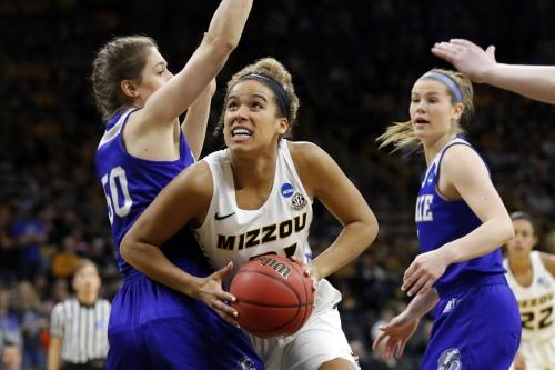 Mizzou survives in NCAA OT thriller on Roundtree's free throw