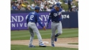 Justin Turner homers for second day in a row but Dodgers lose to Diamondbacks