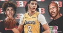 Lakers' Lonzo Ball severs connections with co-founder of Big Baller Brand