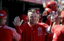 Angels' Mike Trout homers in his final spring game in Arizona