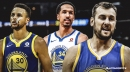 Warriors' Stephen Curry, Andrew Bogut, Shaun Livingston to rest Saturday vs. Mavs