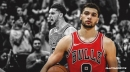Bulls' Zach LaVine planning to improve his mid-post game to draw more fouls