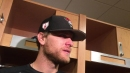 Diamondbacks' Koch talks about giving up just two runs over five innings to Dodgers