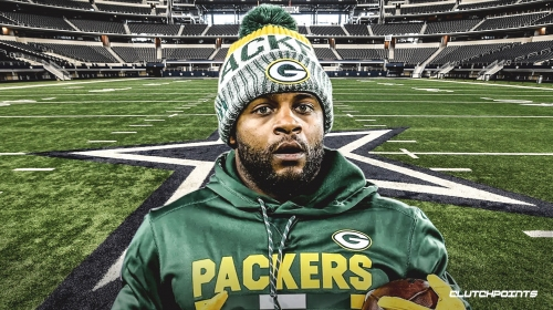 Randall Cobb 'excited' to be with the Dallas Cowboys