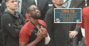 Video: Heat star Dwyane Wade gets epic Marquette highlight special from Bucks