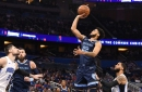 Grizzlies fall to the Magic in OT 123-119