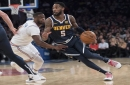 Surging Nuggets extend winning streak to six over lowly Knicks