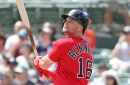 Red Sox 10, Twins 6: Andrew Benintendi sets the tone early