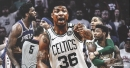 Celtics' Marcus Smart on shoving Sixers' Joel Embiid: 'I'll do it over again'