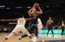 Nuggets 111, Knicks 93: Scenes from the return of Frank Ntilikina