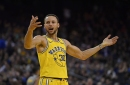 Warriors' Stephen Curry to sit out game vs. Mavericks
