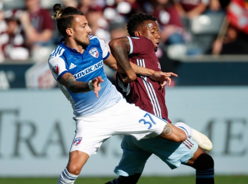 'It's definitely gonnabe a weird feeling': Kellyn Acosta set to return to Frisco for first time as a member of the Colorado Rapids