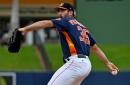 Report: Verlander, Astros Nearing Extension Agreement.