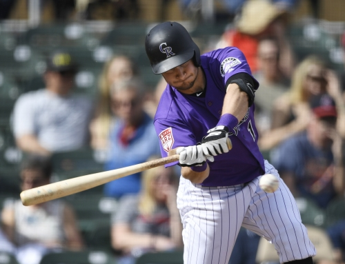 Rockies Recap: Garrett Hampson walks off Padres, Nolan Arenado homers in loss to Giants