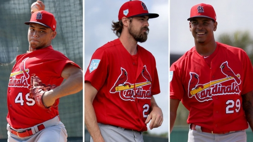 Closer by calculation: Cardinals will use the sum of their relievers (until Hicks takes over)