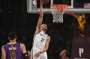 With Loss To Nets, Lakers Playoff Drought Reaches Six Consecutive Seasons