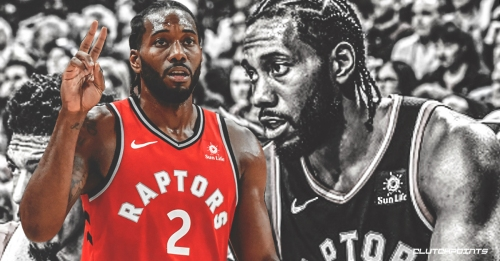 Raptors' Kawhi Leonard 'feels a lot better' than when the season started