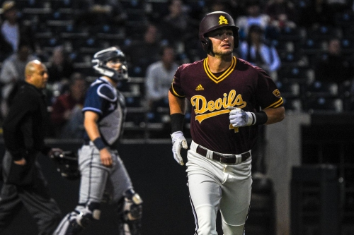 ASU Baseball: Win streak up to 21, Devils roll in Friday opener against Oregon