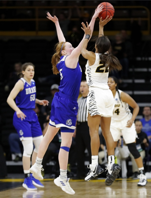 TIPPING OFF: Tight games, near upsets mark women's tourney