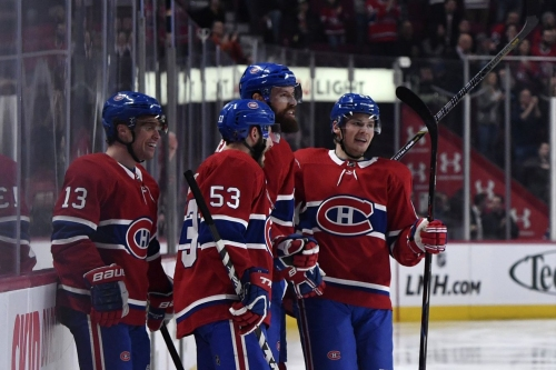 Links: A rapid turnaround may have saved the Canadiens' season