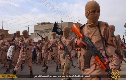 Timeline of the rise and fall of the Islamic State group