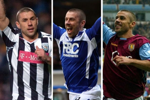 Fans won't believe how this ex-Aston Villa, West Brom and Birmingham City goal machine started out